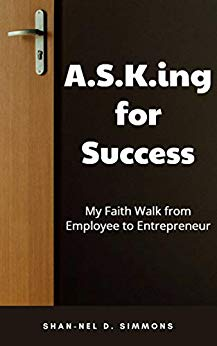 Book Cover: A.S.K.ing for Success