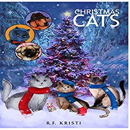 Book Cover: Christmas Cats