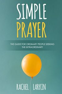 Book Cover: Simple Prayer