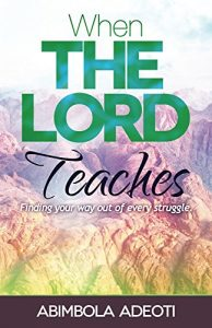 Book Cover: When the Lord Teaches