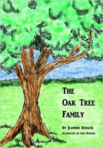 Book Cover: The Oak Tree Family