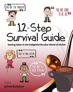 Book Cover: 12-Step Survival Guide