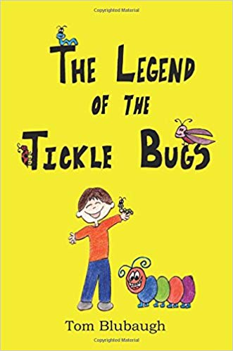 Book Cover: The Legend of the Tickle Bugs