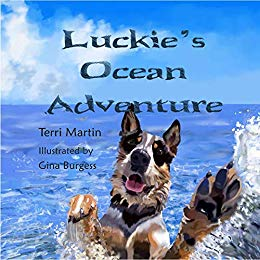 Book Cover: Luckie's Ocean Adventure