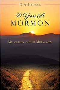 Book Cover: 50 Years a Mormon