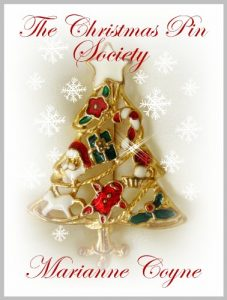 Book Cover: The Christmas Pin Society