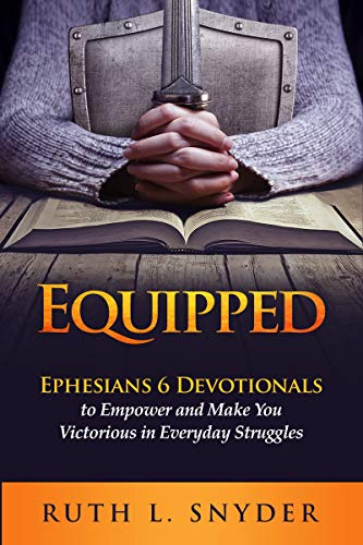 Book Cover: Equipped: Ephesians 6