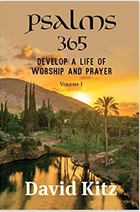 Psalms 365: Develop a Life of Worship and Prayer