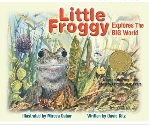 Little Froggy Explores the Big World