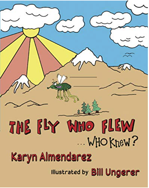 The Fly Who Flew…Who Knew?